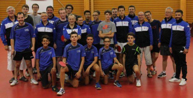 Photo Tennis de table ASPTT Cholet